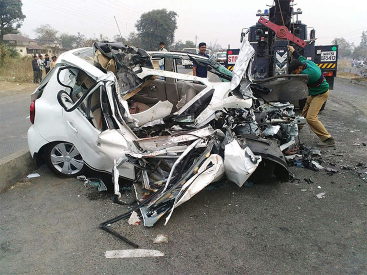more people killed in road accidents in india than world over - the