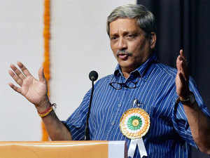 """""""If we vacate the position, the enemy can occupy the position and they would have the strategic advantage. Then we would have to lose many more lives,"""" Parrikar said."""