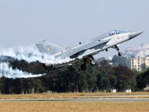 He told the Lok Sabha that a Letter of Intent for procuring 120 Tejas was issued and the first aircraft was inducted by the IAF in 2015 and three to four would be inducted this year.