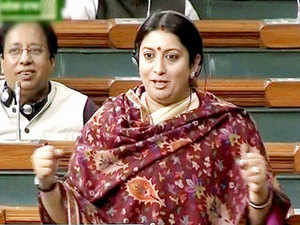 The war of words between the ruling front and opposition turned personal in the Rajya Sabha with opposition leaders targeting HRD minister Smriti Irani over her 'Goddess Durga' comment.