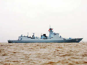 On Tuesday, alarm bells went off in Delhi after a blip on a coastal radar screen. It was an unidentified vessel close to the Andaman and Nicobar Islands.