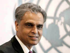 India's Permanent Representative to the UN Ambassador Syed Akbaruddin on Friday wrote to New Zealand Ambassador Gerard Jacoubus van Bohemen.