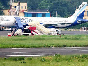 IndiGo, the country's biggest carrier by market share, Monday said it will get the first of its ordered Airbus A320 neo ) aircraft next month.