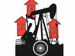 """""""For every dollar increase in crude prices above $30 a barrel, are savings will reduce by Rs 146 crore,"""" the ONGC executive said."""