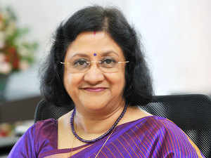 SBI chairman Arundhati Bhattacharya said that by setting fiscal deficit at 3.5%, the Budget has underlined the need to continue on the path of fiscal prudence despite many adversities.