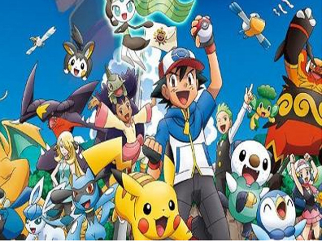Pokemon The Official