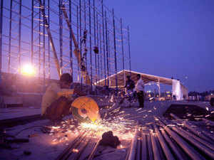 At 51.1 in February, unchanged from January's reading, the seasonally adjusted Nikkei India Manufacturing PMI, pointed to a second consecutive monthly improvement in business conditions across the sector.
