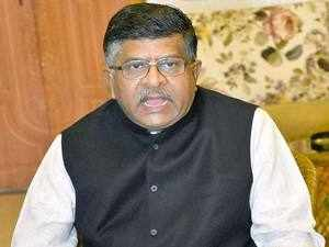 Union minister for communications and IT, Ravi Shankar Prasad says India emerging as a global hub of electronic manufacturing.