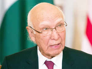 Aziz ruled out America's desire that Pakistan reduce or cap its fast expanding nuclear weapons arsenal and put the onus for it on India.