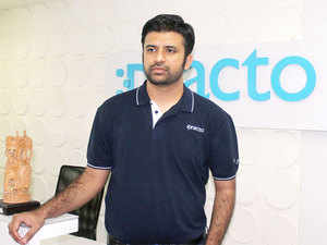 Shashank ND, chief executive of Practo .