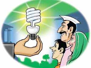 The Maharashtra government has decided to replace CFL bulbs used for street lighting across 43,665 villages in the state with energy-efficient LED bulbs.