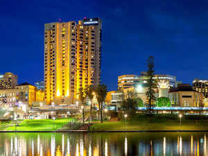 Adelaide has become one of the favourites among Indian tourists – the popular Adelaide Oval which is also home to the famous Sir Donald Bradman museum.