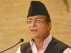 Khan alleged that the BJP and RSS were conspiring against the Aligarh Muslim University, Jamia Millia Islami university and other minority institutions.