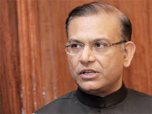 India should grab the opportunity to become a leader in competition law enforcement among the younger jurisdictions, Union Minister Jayant Sinha said.