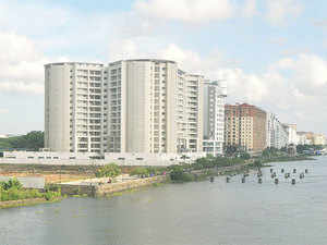 Real estate players including DLF, K Raheja Corp and Embassy Properties, however, have started process of consolidating their office assets.