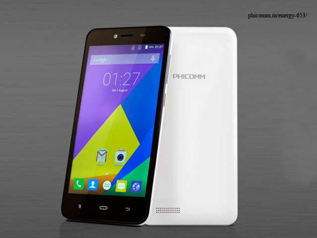 Lenovo Vibe P1m for Rs 7,999 - 10 cheapest 4G smartphones