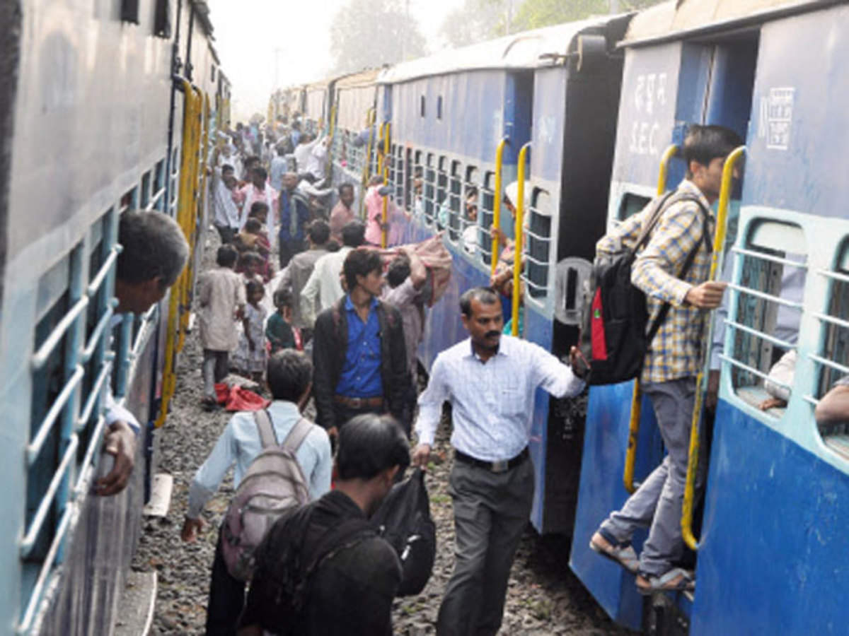 Railways, insurance companies in talks to provide cover to