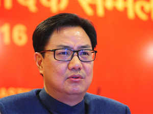Union Minister of State for Home Kiren Rijiju today said he was offered the post of Chief Minister of Arunachal Pradesh but he declined.