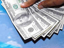 The Reserve Bank of India's foreign exchange reserves fell $3.58 billion in the week ended February 26 to $346.79 billion.
