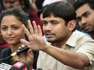 Delhi Police has asked University authorities to inform them about the student leader's movements outside the campus and nature of his visits.
