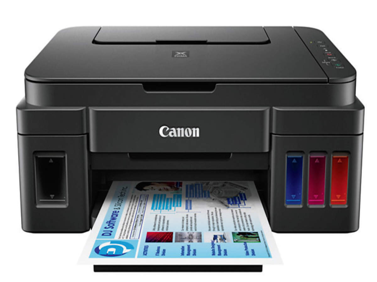 From Canon's G3000 printer to playing the Solo Test