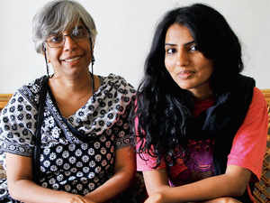 JagLAG lawyers Shalini Ghera (left) and Isha Khandelwal were forced to leave Bastar.