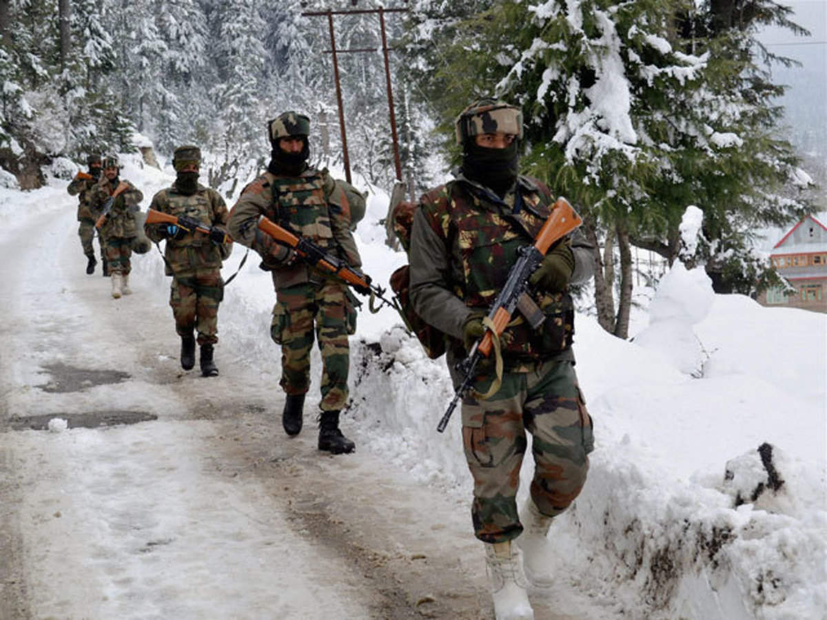 XVII Mountain Strike Corps: Latest News & Videos, Photos about XVII Mountain  Strike Corps | The Economic Times