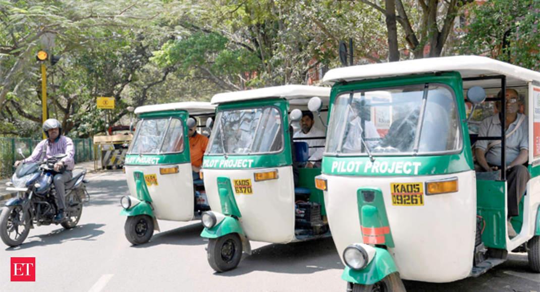 Number of auto rickshaws in bangalore dating