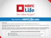 HDFC Life - Sar utha ke jiyo!