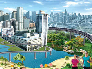 The three cities are among the 20 cities which are to be developed as smart cities, announced by Urban Development Ministry in January this year.