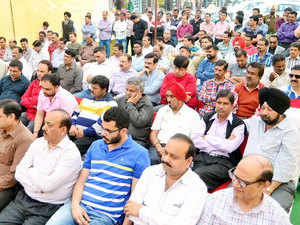 """Central trade unions will observe day-long protest across the country on Thursday against the government's """"attack on PF"""" and """"anti-labour anti-labour policies"""", a union leader said today."""