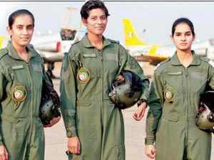 The trio will also shatter the long-standing combat-exclusion policy for women in the forces once they become full-fledged fighter pilots by mid-2017 .