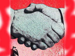 Cementing handshakes: After over a year of uncertainty, the Cabinet's decision to amend the Mines and Minerals (Development and Regulation) Act and allow transfer for captive mining leases issued prior to last January will help in cementing several M&A deals in mining and resources sector, but the industry isn't rejoicing yet and would rather go through the policy fine print that's yet to be finalised. Some even feel the government will eventually end up charging a fee for allowing such transfer of natural resources.