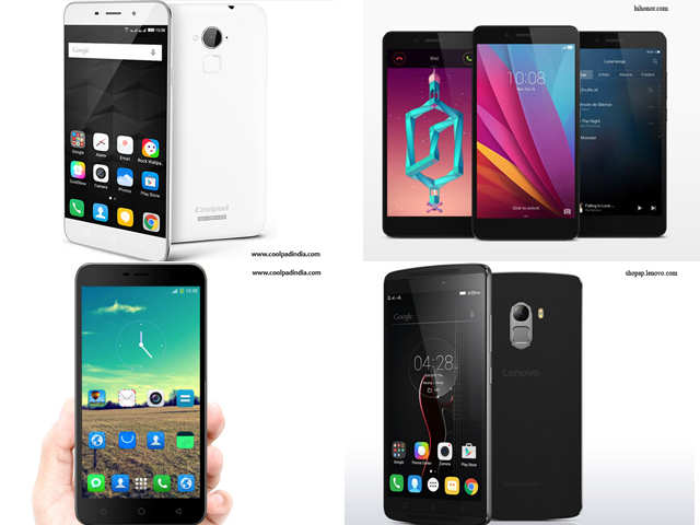 Lenovo Vibe K4 Note - 6 budget Android smartphones with