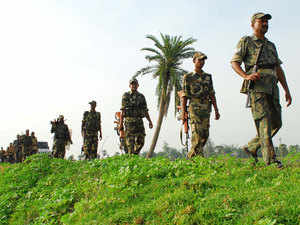 Five CRPF men, including two officers, were today injured in an IED blast in Chhattisgarh's Naxal violence affected Sukma district.
