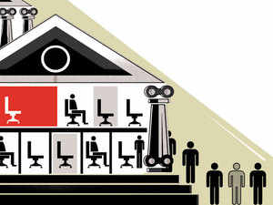 According to a survey by HR services provider Randstad India, workforce churn in the industry has triggered a new trend - a surge in the number of returning employees.