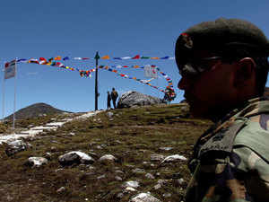 In a fresh transgression in Ladakh sector, Chinese PLA troops entered almost 6 km deep inside Indian territory near the scenic Pangong lake area this week. (Representative image)