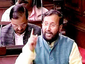 Environmental clearance has been given to 900 projects worth Rs 6 lakh crore in the last 20 months, Union Minister Prakash Javadekar said today, seeking to counter criticism that several projects have been bogged down due to lack of green nod.