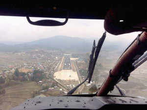 In a major fillip to Indian Air Force's operational capability along border with China, two upgraded advanced landing grounds at Ziro and Along in Arunachal Pradesh were today inaugurated.