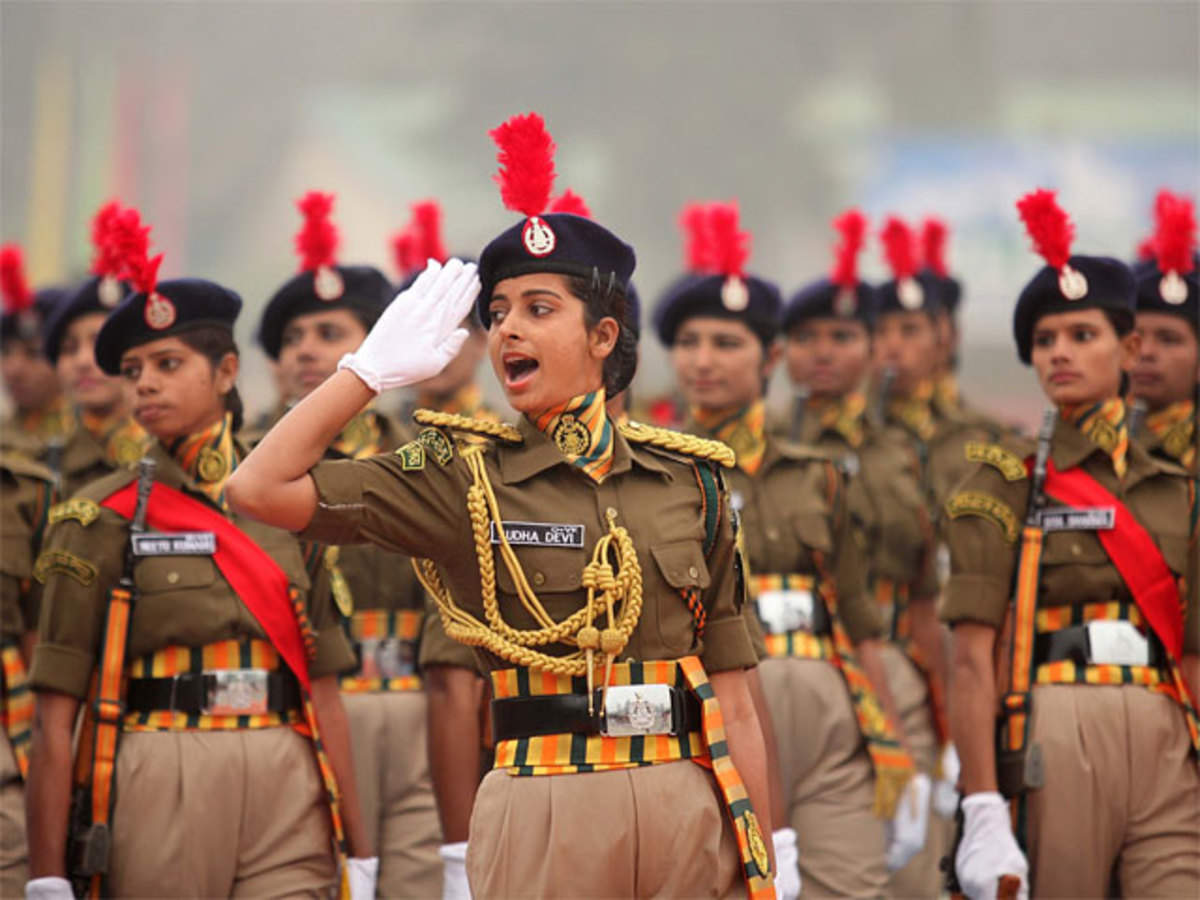 Government Allows Women To Be Combat Officers In All Central Armed