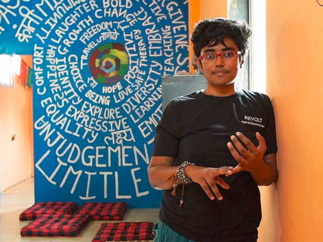 Robin Chaurasiya runs a not-for-profit school in Mumbai for girls from the city's red light district of Kamatipura.