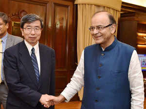 ADB chief in an interview said that the growth in India will continue to exceed 7 per cent in the coming years  while other global conomies will undergo adjustment.