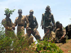 Chhattisgarh government today said 128 Naxals and 100 policemen were killed in gun battles over the last three years in the state.