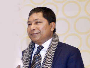 Meghalaya Chief Minister Mukul Sangma today tabled a Rs 1,090 crore deficit state budget for 2016-17, withdrawing exemptions on diesel and petrol and hiked VAT on liquor from 20 per cent to 30 per cent, with an aim to raise additional revenue.