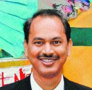 Sunil Singhania, executive VP, Reliance Mutual Fund