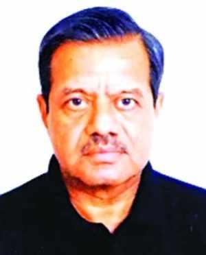 T N R Rao, former petroleum secretary