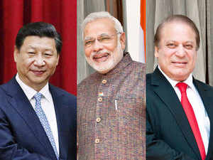 The strategic alliance between China, Pakistan is primarily driven by their rivalry with India, eminent US experts have said.
