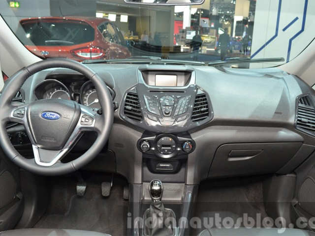 5 Things We Know About The 2017 Ford EcoSport
