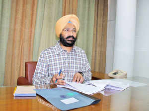 Finance minister Parminder Singh Dhindsa, while accepting that a section of small farmers are caught in the debt trap, said he had introduced a vast number of initiatives.