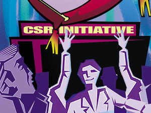 Corporate Social Responsibility activities have turned out to be a successful experiment as over 75 per cent amount has been spent in 2014-15.